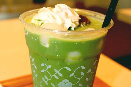Kafe Nana's Green Tea