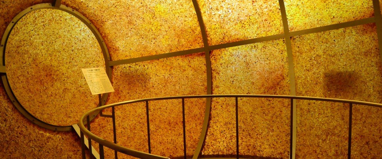 Diorama dua matahari yang pernah menyangga langit