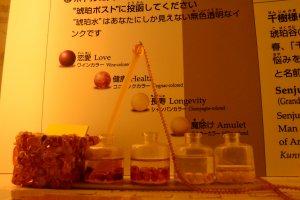 Penjelasan batu ambar berdasarkan klasifikasi warna dan filosofinya
