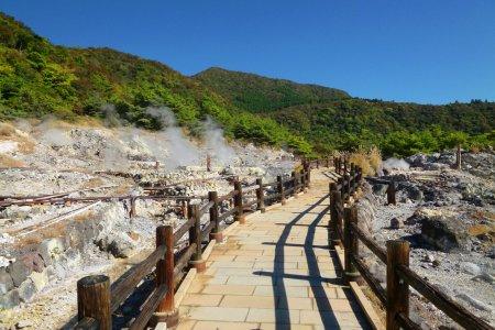'Địa Ngục' ở Nagasaki - Unzen Jigoku