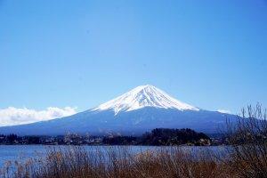Free Wi-Fi for Mt. Fuji Climbers