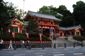 Kuil Shinto Yasaka Shrine