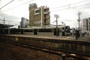 JR Line yang memiliki rute paling banyak di Jepang.
