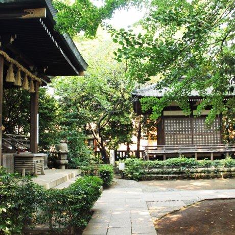 Kuil Okusawa