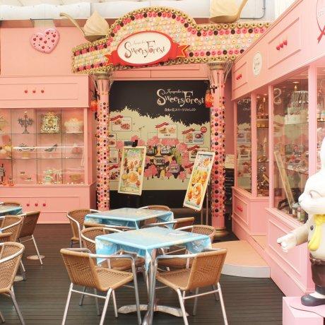 Café Sweets Forest