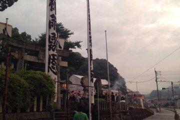 元岡八坂神社祇園祭