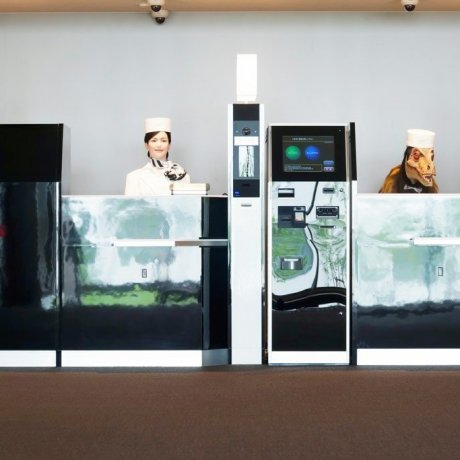 Robot Hotel Opens in Japan