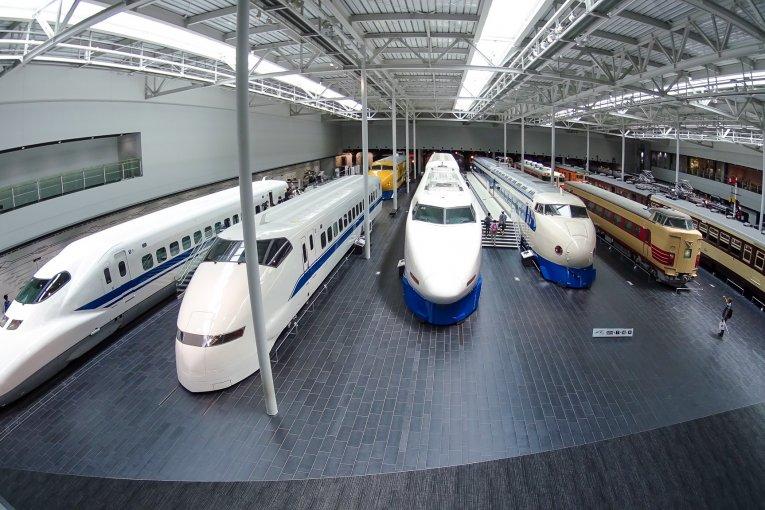พิพิธภัณฑ์รถไฟ SCMAGLEV and Railway Park