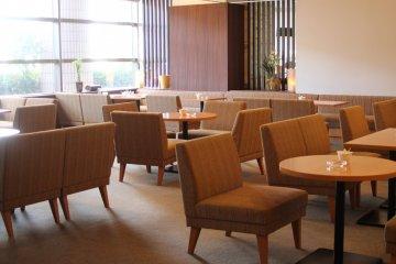 <p>The Tea Lounge Eau Clair</p>