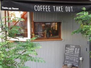 Cafe mang đi