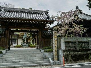 Entrada para o templo sagrado nº 13