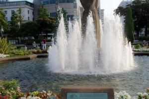 Patung Penjaga Air
