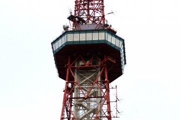 <p>Sapporo TV Tower</p>