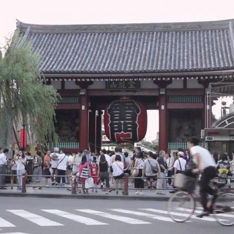 도쿄에서 보낸 하루