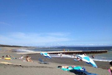Southern Beach, Chigasaki