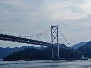 Le pont Innoshima