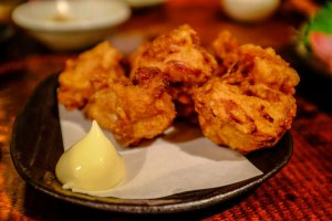 Chicken karaage - kesukaan semua orang