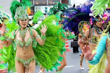 Karnaval Samba Asakusa