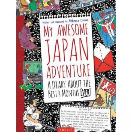 Interesting Read: My Awesome Japan Adventure