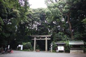 Храм Мейдзи-дзингу