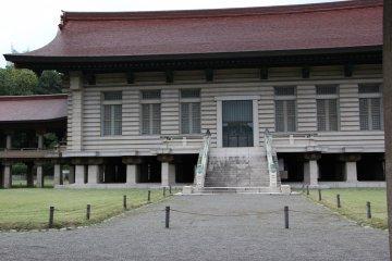 <p>Здание музея-сокровищницы</p>