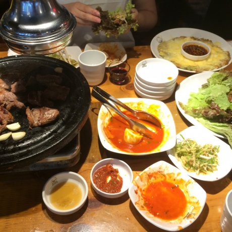 10 Hal Seru di Tokyo's Korea Town