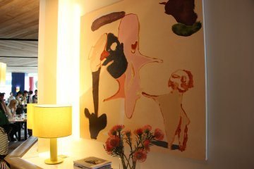 <p>Картина на стене Granger &amp; Co</p>