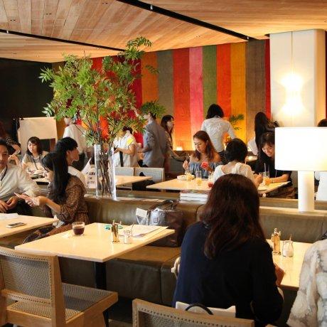 Ресторан в Tamagawa Takashimaya
