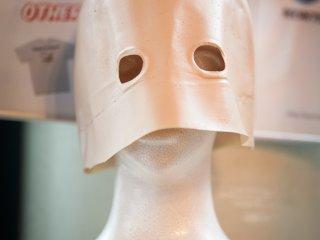 Personnellement je trouve que ce masque fait un peu peur