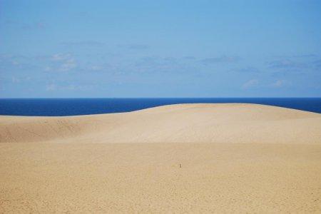 Еще немного о песчаных дюнах Тоттори