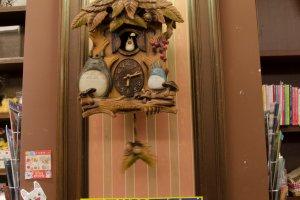 """Jam """"Kukuk"""" yang mengingatkan pada memori saat berkunjung ke rumah nenek"""