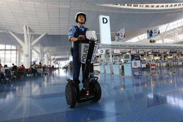 Fingerprinting at Japan Airports