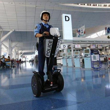 Impressão Digital nos Aeroportos