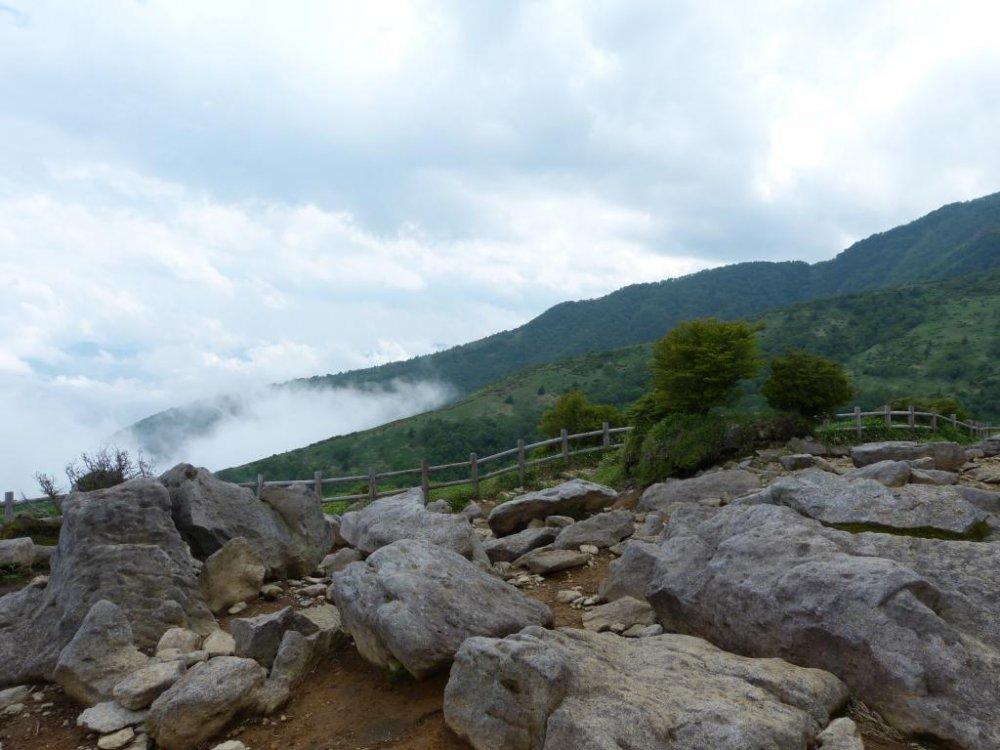 Mt Maruyama Hiking Course In Nikko Tochigi Japan