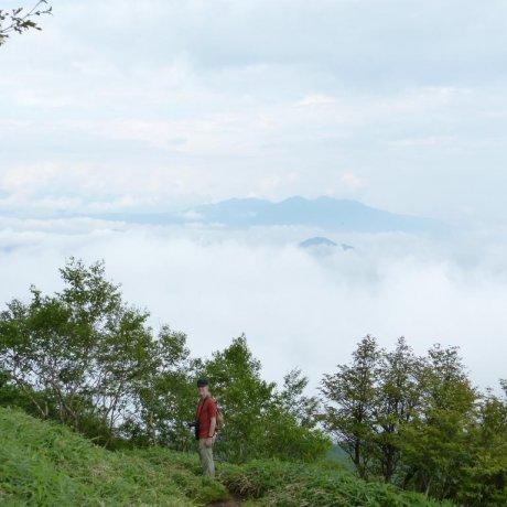 日光霧降高原 丸山ハイキング
