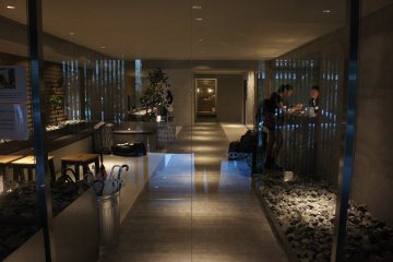 <p>The lobby and receptions - your gate to check-in and out&nbsp;</p>