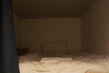 <p>My super cozy cabin!</p>