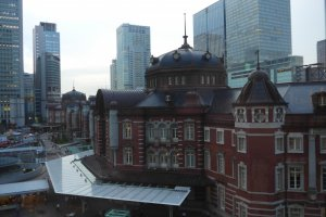 Tokyo Station celebrated its 100th anniversary just last December, and is an iconic sight in the Marunouchi area