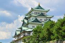 名古屋城的美