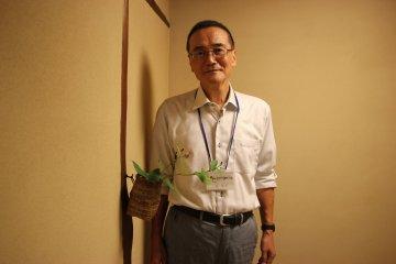 <p>Господин Хаяси</p>