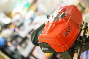 Virtual Boy : pensez à prendre un sac plastique avant de commencer une partie.