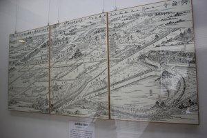 Рисунки древней Нары
