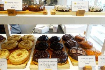 Camden Blue Star Donuts