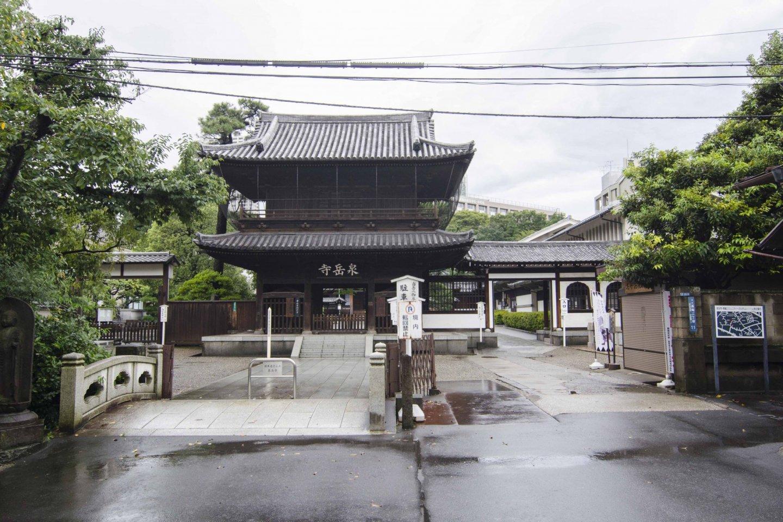 معبد سينجا-كوجي