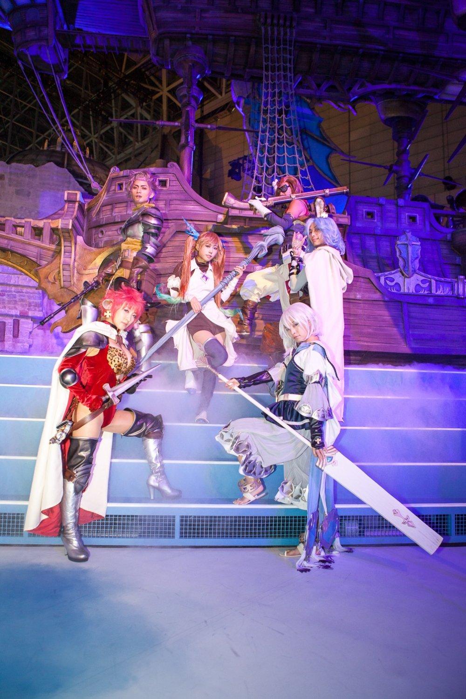 Tokyo game show un peu d 39 histoire chiba japan travel japan tourism guide and travel map - Les plus beaux salons ...