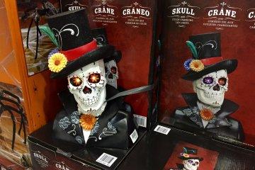 Готовимся к Хэллоуину в Costco