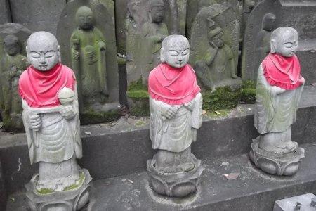 Estátuas e esculturas de Yanaka