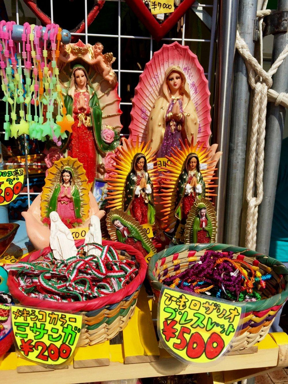 Изображения Девы Марии Гваделупской