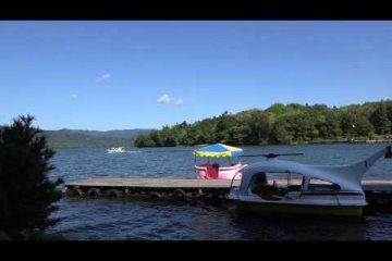 ทะเลสาบ Akan