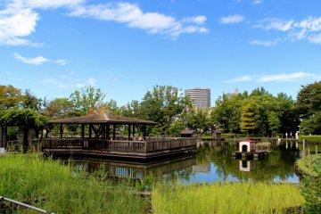 Taman Alam Arakawa